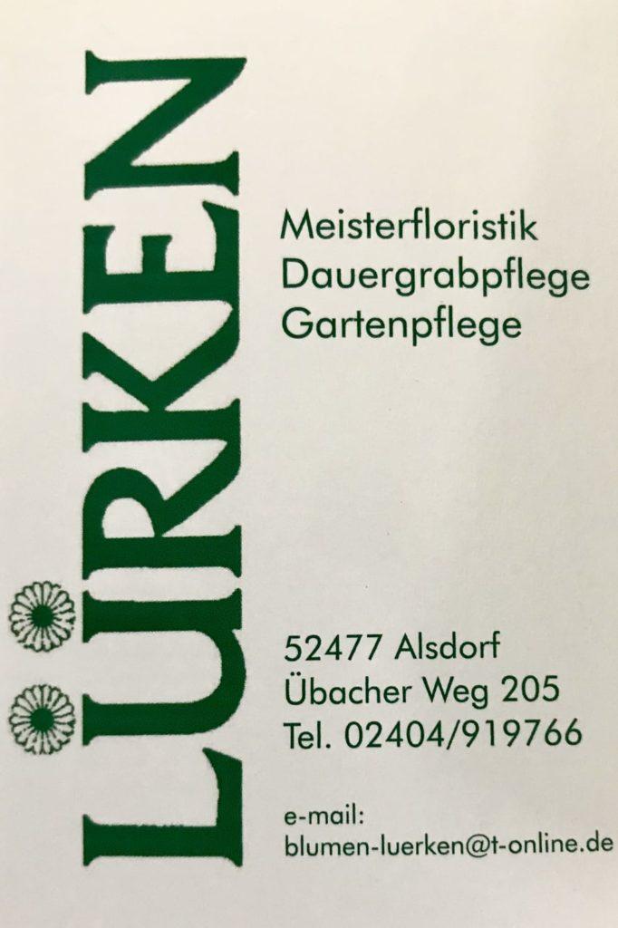 Lürken Meisterfloristik Alsdorf
