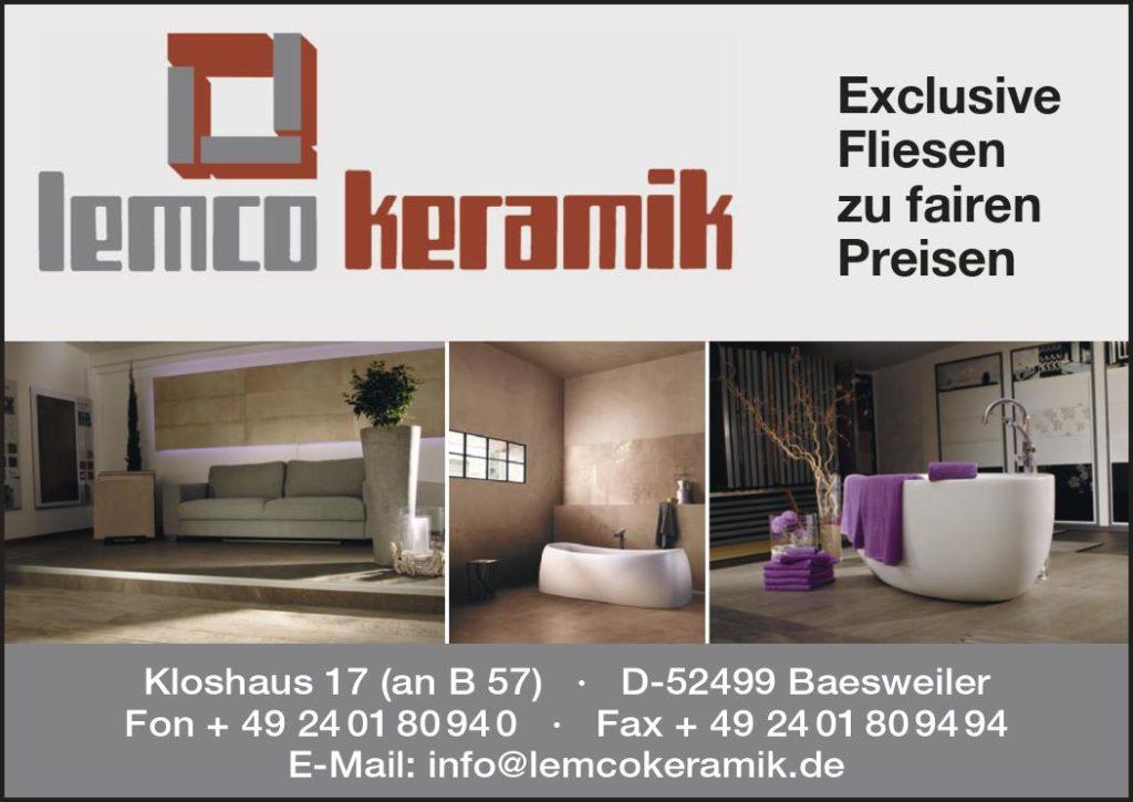 Lemco Keramik Deutschland